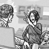 『【悲報】ヨッメの実家の近くに家を買ったせいで家庭が崩壊して離婚しそうなんやが』の画像