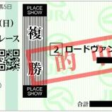 『回顧 - 楽々逃走劇のオチ - 第65回 日経新春杯 2018』の画像