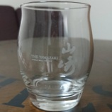 『【YAMAZAKI】 グラス 漢字仕様10』の画像
