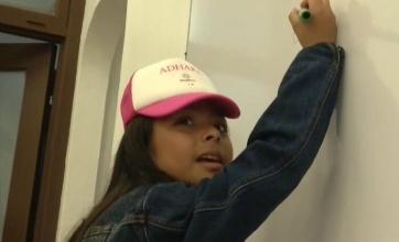 【アインシュタインを超える知能】IQ162の天才少女、5歳で小学校、6歳で中学校、8歳で高校を卒業!メキシコ生まれ10歳のサンチェスさん