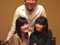 【 画像 】長谷部夫妻と桐谷美玲が3ショットでパシャリ!長谷部が誇らしげwww