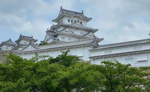 真夏の姫路城周辺をお散歩