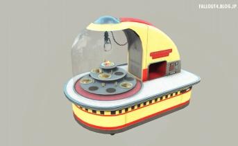 戦前のクレーン式自動販売機『ポートAダイナー』について