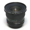 キヤノン New FD 17mm F4