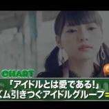 『[イコラブ] 11月10日 JAPAN COUNTDOWN『ズルいよ ズルいね』ランキング1位 実況など・・・』の画像