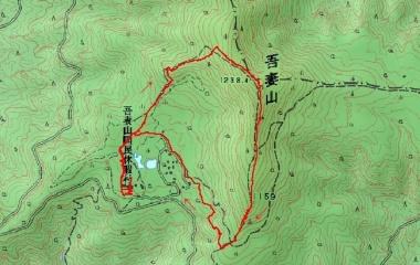 『吾妻山2019(1239m)Aug.25,2019』の画像