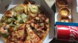お昼にピッザ頼んだったwww(※画像あり)