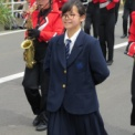 2016年横浜開港記念みなと祭国際仮装行列第64回ザよこはまパレード その85(日本大学高等学校・中学校吹奏楽部)