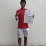 『【速報!】第76回 大阪高等学校総合体育大会テニス大会』の画像