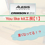 『You like kit工房【1】Crimson Ⅱ SEを開封!(12/26(土)追記)』の画像