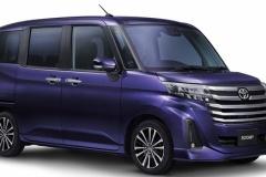 トヨタ「ルーミー」フルモデルチェンジでDNGA技術を導入、2023年頃期待