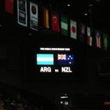 『バスケ世界選手権2006生観戦記@さいたま アルゼンチンVSニュージーランド&リトアニアVSイタリア』の画像