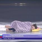 フィギュアスケートにセーラームーン!?ロシア代表、エフゲニア・メドベージェワの演技とは【世界フィギュアスケート国別対抗戦 2017】【海外の反応】