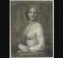 絵画史上の大発見? 裸のモナリザ見つかる