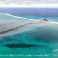 モーリシャスが環境非常事態宣言!日本の貨物船「わかしお」から燃料1000トン流失