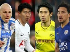 今のアジアのサッカー選手では香川とソンフンミンが圧倒的!?
