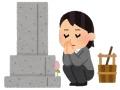 【悲報】朝ドラの登場人物が亡くなった事を受け献花台が設けられる