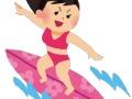 【画像】エッチな女子高生サーファー、発見されるwwwww