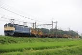 『2020/7/21運転 EF65-1105牽引小山ロンチキ工臨』の画像