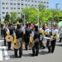 2012年 第9回大船まつり その2(鎌倉女子大学中高等部マーチングバンド部)