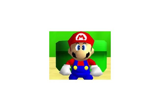【動画】外人さん、マリオ64でとんでもない改造をしてしまう