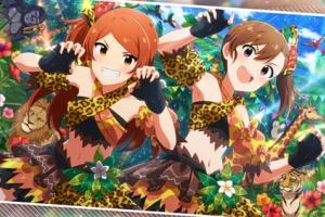 【ミリシタ】イベント『プラチナスターシアター~ジャングル☆パーティー~』開演!上位報酬は環、pt報酬は真美!