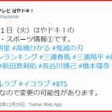 『[イコラブ] 明日(12/1)のTBSテレビ「はやドキ!」に、=LOVEの名前が…』の画像