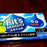 『(番外編)スライム味のフィッツマジック、クマもんぷっちょ!』の画像
