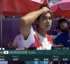 オリンピック、スケボーで堀米雄斗が金メダル!外国人「素晴らしい快挙!スケボーという種目を注目させてくれた!」