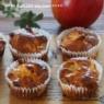 混ぜて焼くだけ・オーブンまで5分!低糖質のりんごマフィン
