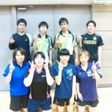 『第3回 萩オープン卓球大会』の画像