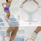 『ソチオリンピックの真央ちゃんの靴 と 目標』の画像