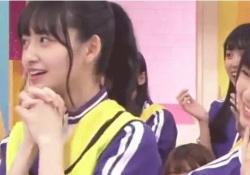 【ぐうかわ】金川紗耶ちゃんのポニーテール、最高だろwwwww※gifあり