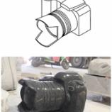 『G654長泰 カメラ彫刻』の画像