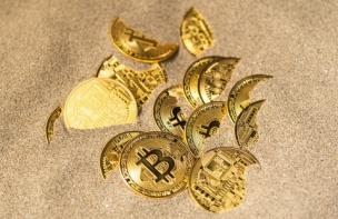 相場操縦pumpを繰り返していたビットコイン、ほんの数分で15万円ほど大暴落、安全資産ではない証明
