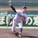 中日ドラ1・高橋の甲子園交流試合でのイニング別平均球速