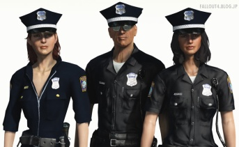 Boston Police Uniforms