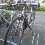 『自転車通勤』の画像