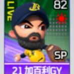 台湾プロ野球で活躍する元NPB選手をゲームステあり成績ありで貼っていく🇹🇼