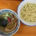 自家製麺 福は内@曙橋 「カレーつけめん、白飯」