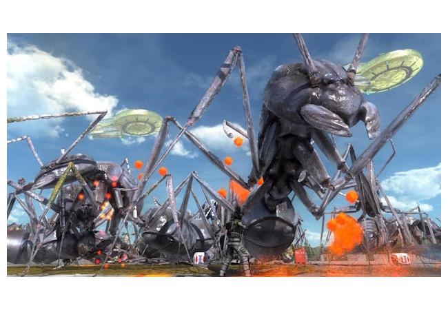 『地球防衛軍5』敵の名前イミグラント ←これが「移民」って意味で荒れるwwwwwww
