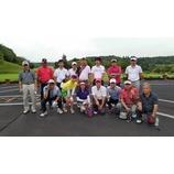 『秋のゴルフコンペ』の画像