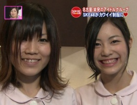 松井珠理奈(12歳)と乃木坂生田(12歳)を比べた結果wwwwww