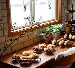 素敵なお宅でパン作りレッスン&お洒落すぎる手作りランチ!