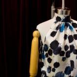 『新作 リバーシブルシルクドレス』の画像
