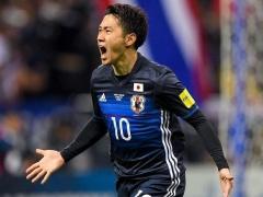 今回、香川・乾・中島が日本代表に召集されたわけだが・・・誰が「10番」?