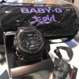 『CASIO BABY-G×X-girl 【BGD-570XG-8JR】』の画像
