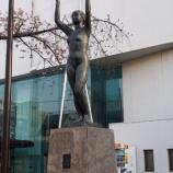『ブログ「裸体像Tシャツ計画 東京都立川市「朝」その1』の画像
