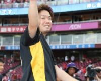 西勇輝 10勝8敗 防御率2.92 WHIP1.02