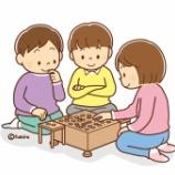 『【クリップアート】将棋を指す子どもたちのイラスト』の画像